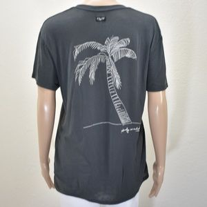 Billabong Andy Warhol Palm Tree Surf Tee